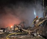Fire ravages mobile home in Dripping Springs