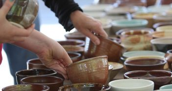Empty Bowls Project, Dripping Springs, Helping Hands