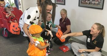 Dripping Springs ISD Child Development Center, Halloween, DSISD