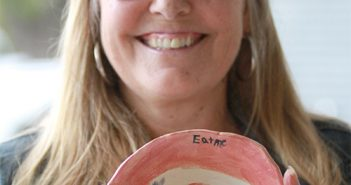 Linda Kleman, Empty Bowls, Dripping Springs,