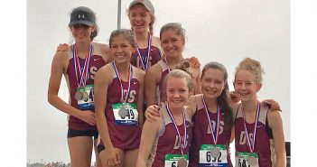 Lady Tiger cross country, Dripping Springs