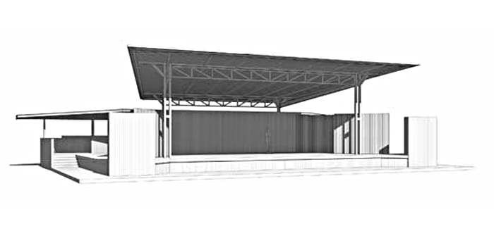 Buda approves amphitheater for City Park