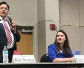 District 45 debate focuses on SB4 and healthcare