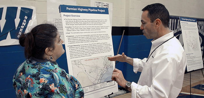 Worries continue to rise over Permian Highway Pipeline