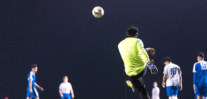 Lobos hold off Anderson for 1-0 win