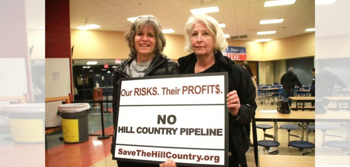 Permian Highway Pipeline outcry builds as residents seek answers