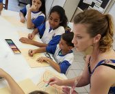 HCISD teacher takes love of art to South America