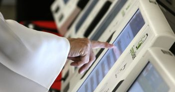 County offers trial run of new voting equipment