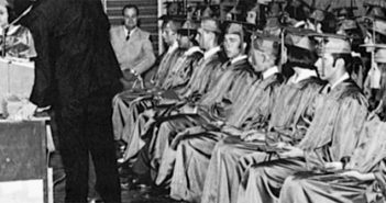 The very first  Inaugural Hays High graduating class celebrates 50th anniversary