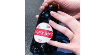 Central Texas man soda pops the question
