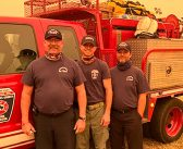 Hometown Heroes: Hays County firefighters travel to California to help battle wildfires
