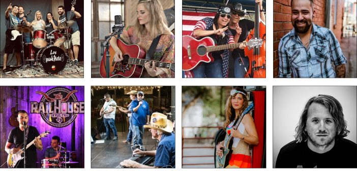 Who's the best? Readers have until Nov. 7 to decide: Nine local bands/musicians compete for Best Local Band in Best of North Hays County readers poll